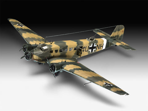 JUNKERS JU52/3M TRANSPORT - REVELL (RV3918)