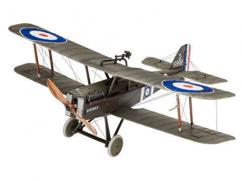 BRITISH LEGENDS - BRITISH S.E. 5A - REVELL (RV63907)