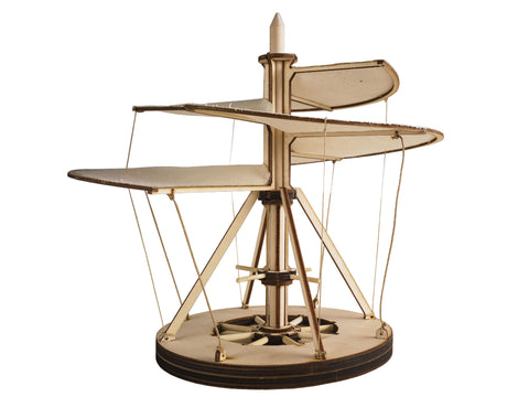 AERIAL SCREW - LEONARDO DA VINCI 500TH ANNIVERSARY - REVELL (RV0515)
