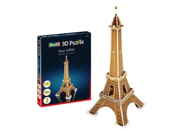 3D PUZZLE EIFFEL TOWER - REVELL (RV111)