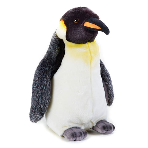 NATIONAL GEOGRAPHIC - ANIMAL DE PLUS PINGUIN REGAL 28CM - VENTURELLI ANGELO (AV770724)