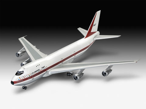 GIFT SET BOEING 747-100, 50TH ANNIVERSARY - REVELL (RV5686)