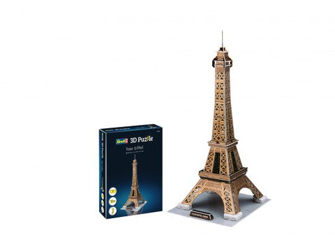 3D PUZZLE EIFFEL TOWER - REVELL (RV200)