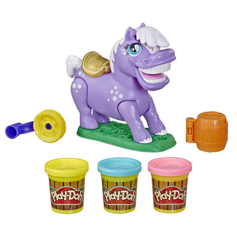 SET PLAY-DOH PONEIUL NAYBELLE - HASBRO	 (HBE6726)