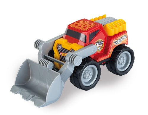 BULDOZER HOT WHEELS - KLEIN (TK2439)