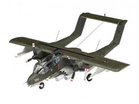 MODEL SET OV-10A BRONCO - REVELL (RV63909)
