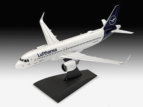 "MODEL SET AIRBUS A320 NEO ""LUFTHANSA"" - REVELL (RV63942)"