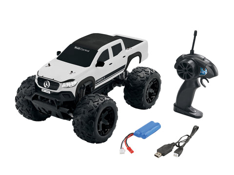 RC CAR MERCEDES BIG X-CLASS - REVELL (RV24465) Libelula Vesela