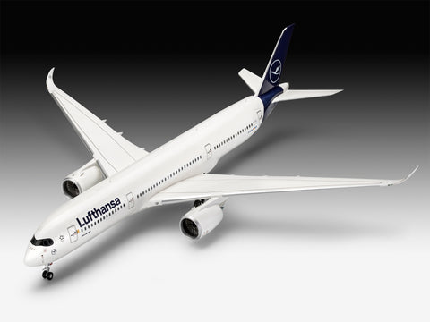 AIRBUS A350-900 LUFTHANSA NEW LIVERY - REVELL (RV3881)