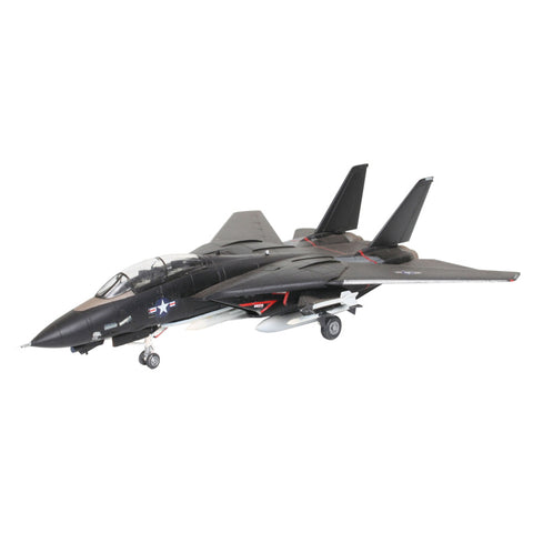 MODEL SET F-14A BLACK TOMCAT - REVELL (RV64029)