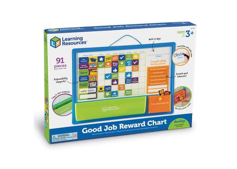 SET MAGNETIC - PANOUL RECOMPENSELOR - LEARNING RESOURCES (LER9580)