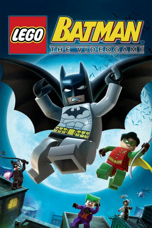 LEGO BATMAN - STEAM - MULTILANGUAGE - EU - PC
