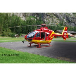 MODEL SET EC 135 AIR-GLACIERS - REVELL (RV64986)