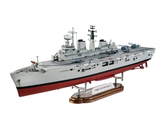 MODEL SET HMS INVINCIBLE (FALKLAND WAR) - REVELL (RV65172)