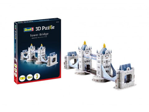 3D PUZZLE TOWER BRIDGE - REVELL (RV116)