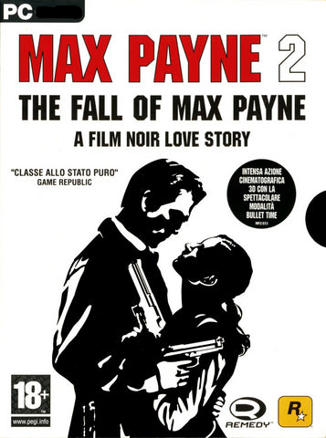 MAX PAYNE 2: THE FALL OF MAX PAYNE - STEAM - WORLDWIDE - EN - PC