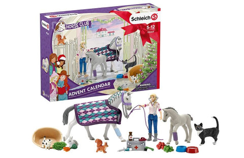 ADVENT CALENDAR HORSE CLUB - SCHLEICH (SL98269)