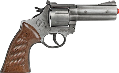 REVOLVER POLITIE 12 - OLD SILVER - GONHER SA (GH3127/1)