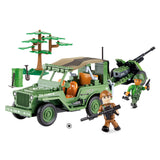 SET DE CONSTRUIT JEEP WILLYS CU TUN 2.0 - COBI (EP3X24191)