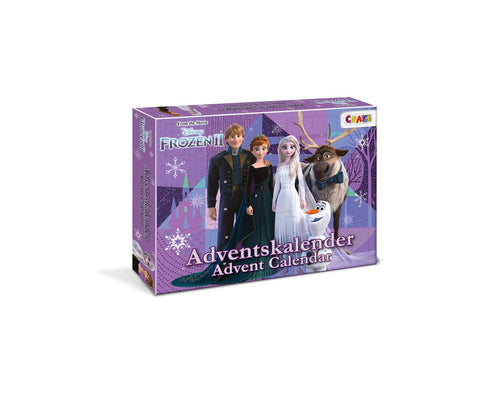 CALENDAR CRACIUN ADVENT - FROZEN 2 - CRAZE (CRZ24652)