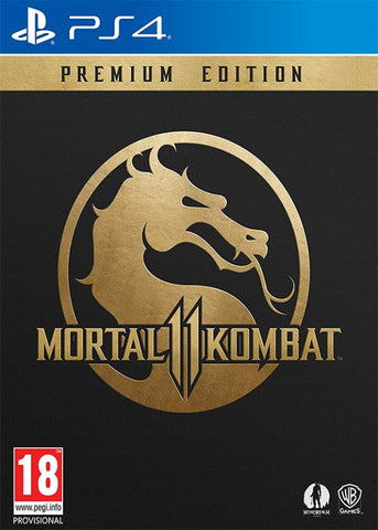 MORTAL KOMBAT 11 (PREMIUM EDITION) - PSN - PLAYSTATION - MULTILANGUAGE - EU