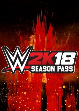 WWE 2K18 SEASON PASS (DLC) - STEAM - PC - EU