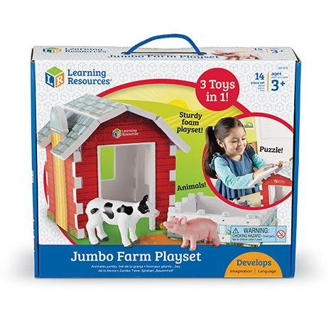 JOC DE ROL - FERMA JUMBO - LEARNING RESOURCES (LER0831)