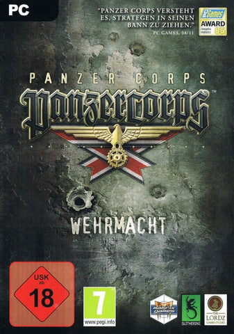 PANZER CORPS - STEAM - PC - WORLDWIDE