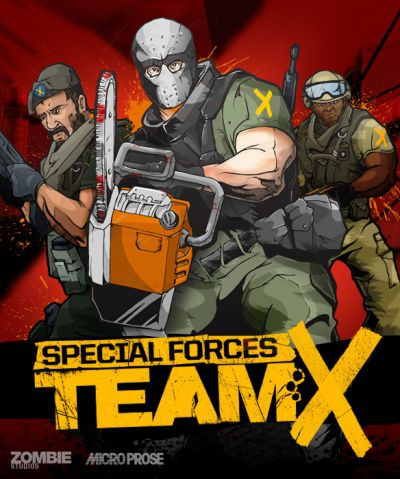 SPECIAL FORCES: TEAM X - STEAM - PC - WORLDWIDE