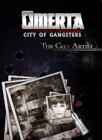 OMERTA - CITY OF GANGSTERS: THE CON ARTIST (DLC) - STEAM - PC - WORLDWIDE