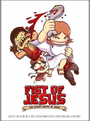 FIST OF JESUS SHORT FILM AND SOUNDTRACK - STEAM - PC - WORLDWIDE