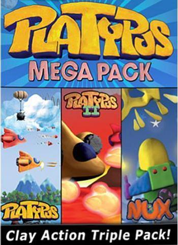 PLATYPUS MEGAPACK - STEAM - PC - WORLDWIDE