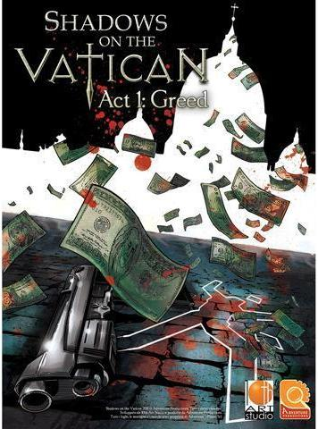 SHADOWS ON THE VATICAN ACT I: GREED - STEAM - PC - WORLDWIDE