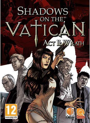 SHADOWS ON THE VATICAN ACT II: WRATH - STEAM - PC - WORLDWIDE