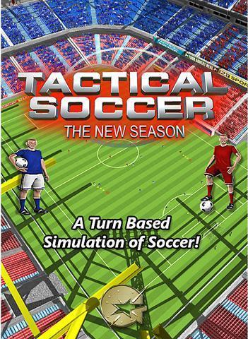 TACTICAL SOCCER THE NEW SEASON - STEAM - PC - WORLDWIDE