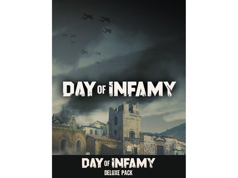 DAY OF INFAMY DELUXE EDITION UPGRADE DLC - STEAM - PC