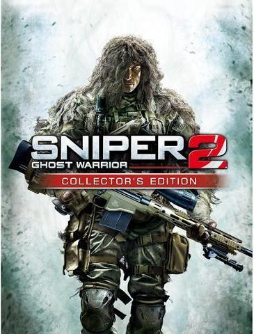 SNIPER: GHOST WARRIOR 2 COLLECTOR'S EDITION - STEAM - PC - EMEA, US
