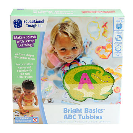 JOC DE INDEMANARE - ABC TUBBIES - EDUCATIONAL INSIGHTS (EI-3680)