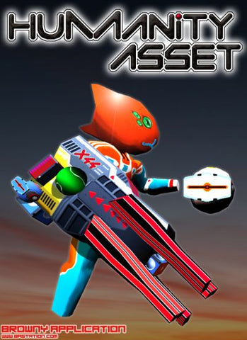 HUMANITY ASSETS - STEAM - PC - WORLDWIDE