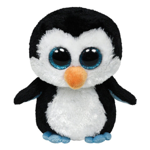 PLUS PINGUINUL WADDLES (15 CM) - TY (ST9XTY36008)