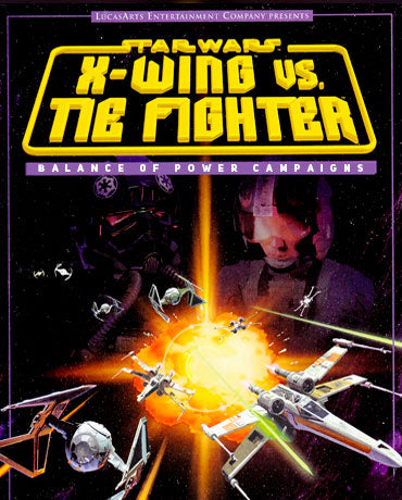 STAR WARS: X-WING VS TIE FIGHTER: BALANCE OF POWER CAMPAIGNS - STEAM - PC