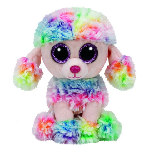 PLUS PUDELUL POOFIE (15 CM) - TY (ST9XTY37223)