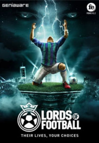 LORDS OF FOOTBALL - STEAM - PC - WORLDWIDE