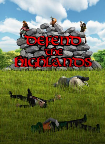 DEFEND THE HIGHLANDS - STEAM - PC - WORLDWIDE