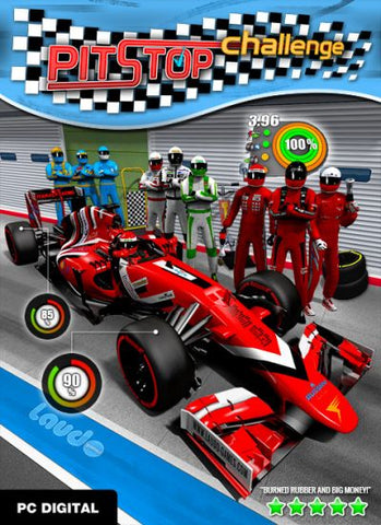PITSTOP CHALLENGE - STEAM - PC - WORLDWIDE