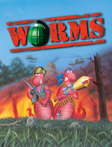 WORMS EU - STEAM - PC - EU