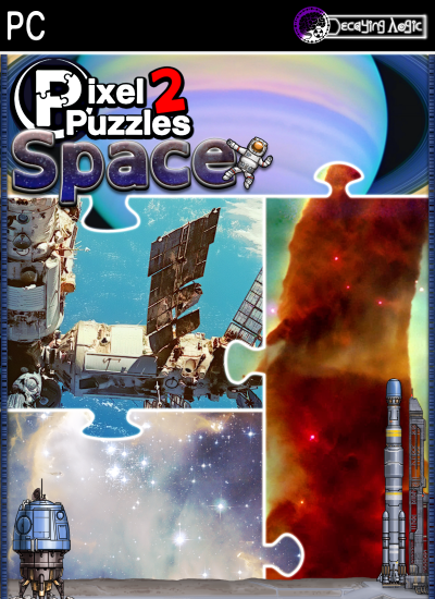 PIXEL PUZZLES 2: SPACE - STEAM - PC - WORLDWIDE
