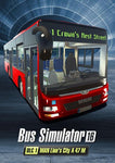 BUS SIMULATOR 16 - MAN LION'S CITY A 47 M (DLC) - STEAM - PC - WORLDWIDE