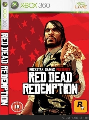 RED DEAD REDEMPTION XBOX 360 / XBOX ONE - XBOX LIVE - WORLDWIDE