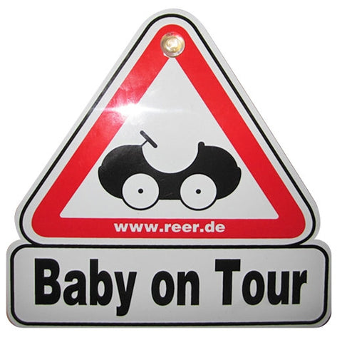 SEMN DE MASINA BABY ON TOUR REER 80210